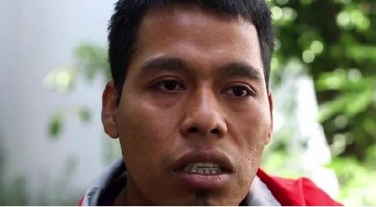Omar Garcia sobreviviente a masacre Ayotzinapa - Omar-Garcia-sobreviviente-a-masacre-Ayotzinapa