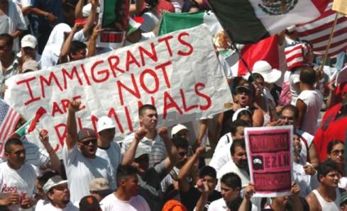 Los inmigrantes indocumentados viviendo al margen de los Derechos ...