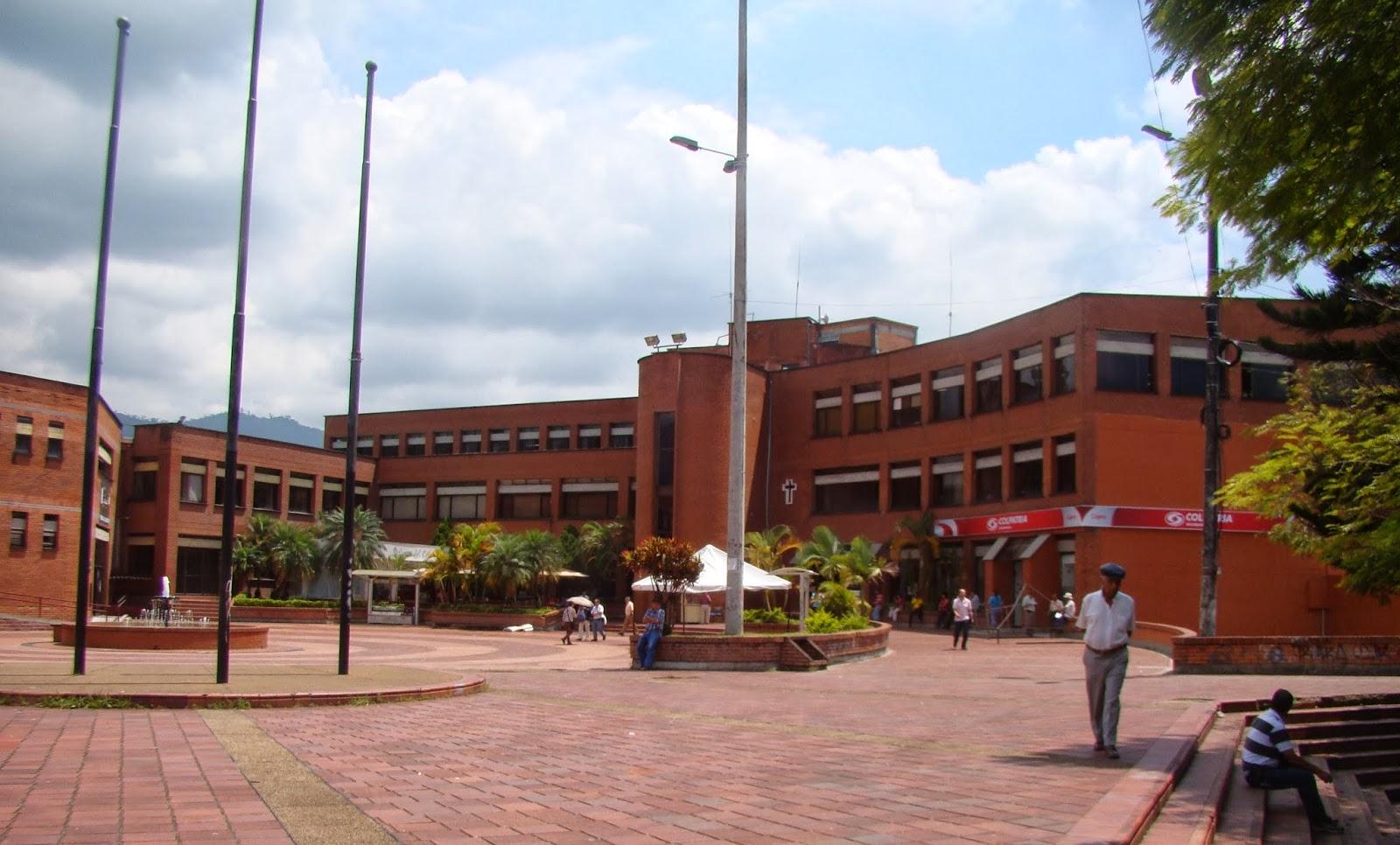 Centro Administrativo Municipal CAM, Dosquebradas, Colombia.