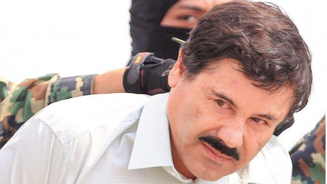 El Chapo Guzmán es el narcotraficante más buscado del mundo
