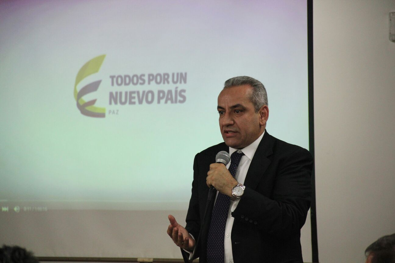 Gerardo Cañas, director IPSE