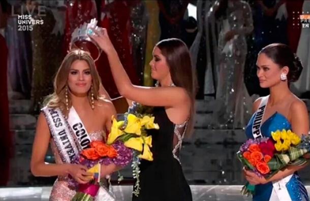 Polémica en Miss Universo