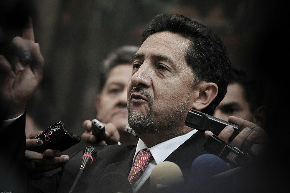 Contralor Distrital Diego Ardila