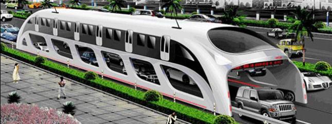 El bus del futuro de China