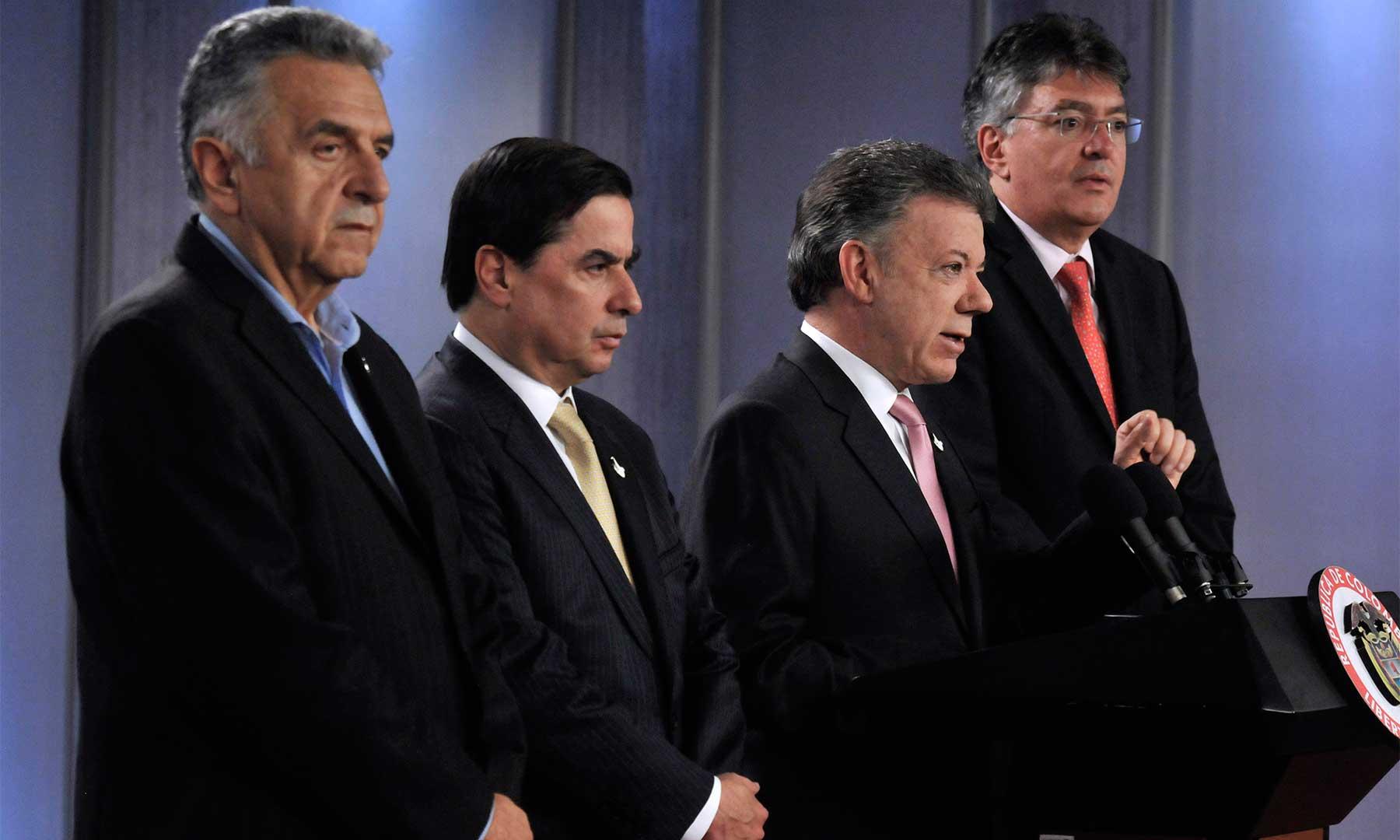 Santos y Consejo Ministros
