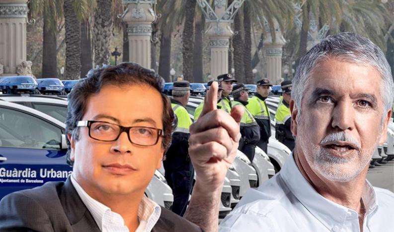 Petro y Peñalosa