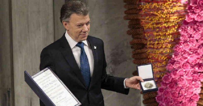 Premio Nobel del Paz